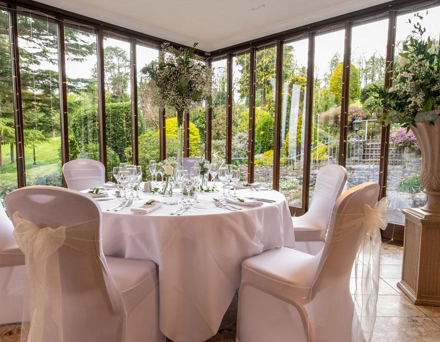 Netherwood Table Setting